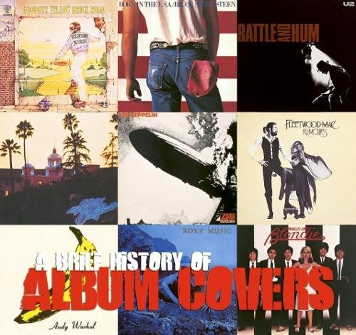 9781847862112: A Brief History of Album Covers (Music Guides)