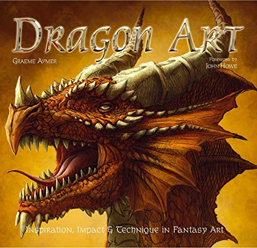 9781847863003: Dragon Art: Inspiration, Impact & Technique in Fantasy Art