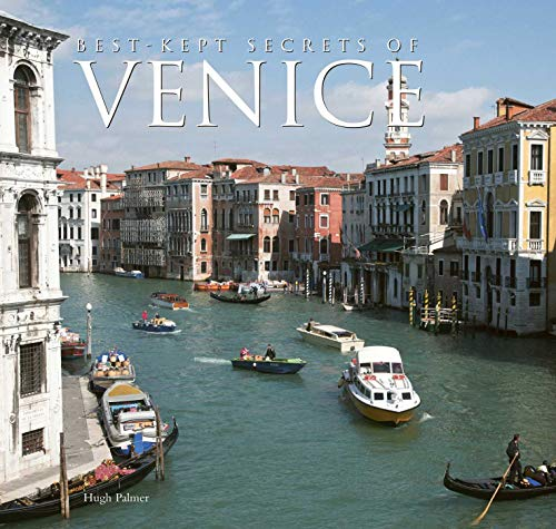 Secrets of Venice: Tamsin Pickeral