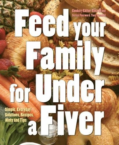 9781847867032: Feed Your Family for Under a Fiver (Food on a Budget)
