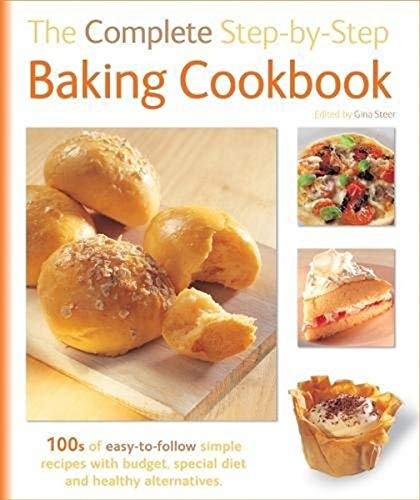 9781847867100: The Complete Step-By-Step Baking Cookbook