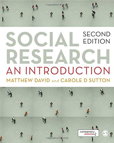 9781847870131: Social Research: An Introduction