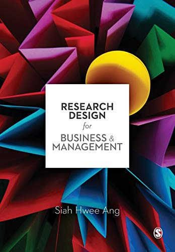 9781847870261: Research Design for Business & Management