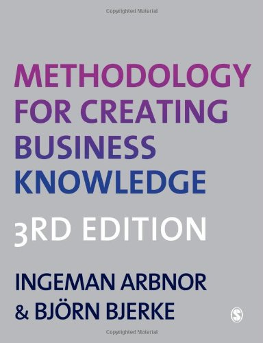 9781847870582: Methodology for Creating Business Knowledge