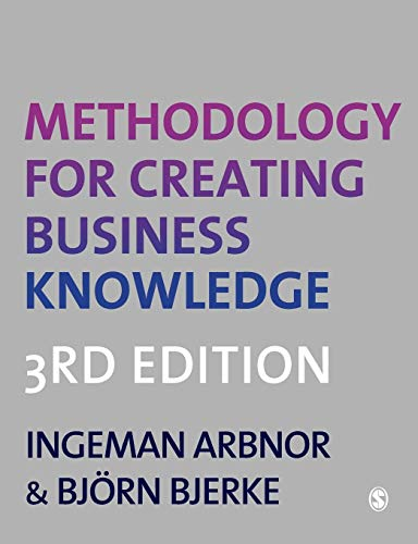 9781847870599: Methodology for Creating Business Knowledge
