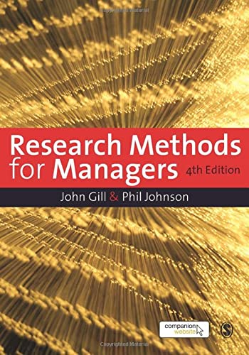 9781847870940: Research Methods for Managers