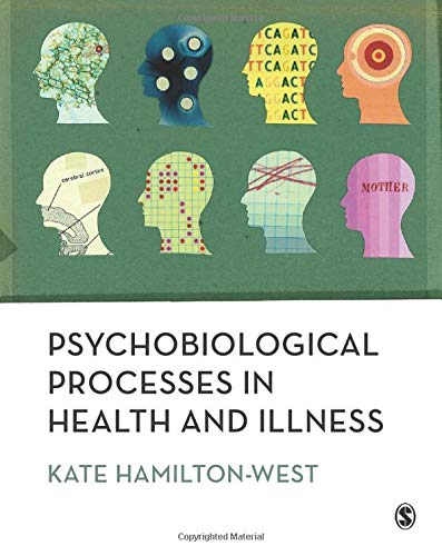 9781847872449: Psychobiological Processes in Health and Illness