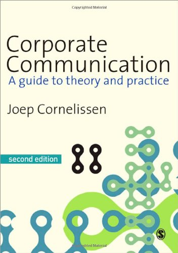 9781847872463: Corporate Communication: A Guide to Theory and Practice