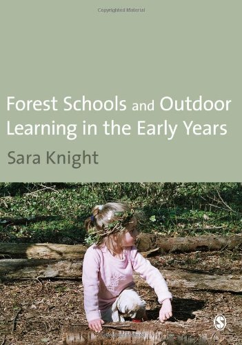 9781847872760: Forest Schools & Outdoor Learning in the Early Years