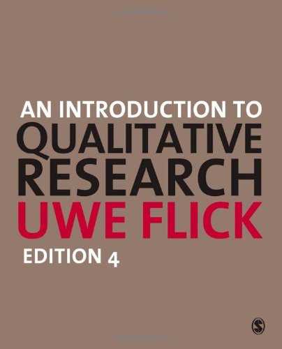 9781847873231: An Introduction to Qualitative Research