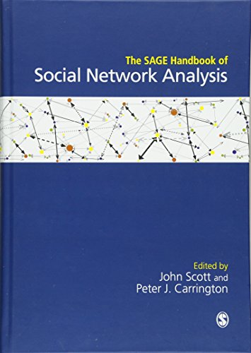 9781847873958: The SAGE Handbook of Social Network Analysis