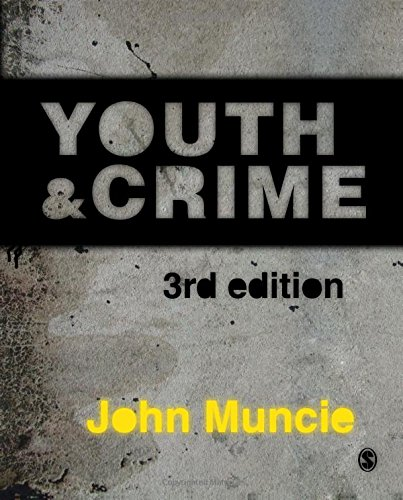 9781847874320: Youth and Crime, 3rd Edition