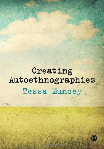 9781847874726: Creating Autoethnographies