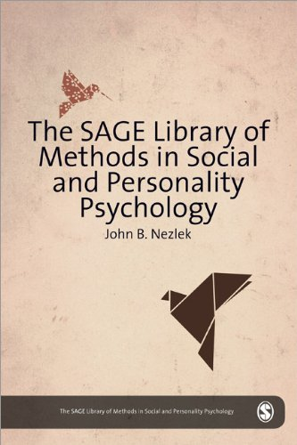 9781847874771: The SAGE Library of Methods in Social and Personality Psychology: Collection of 5 Books