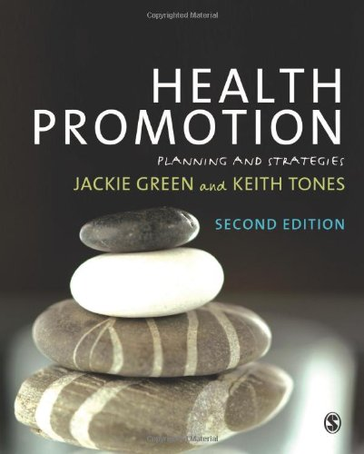 9781847874894: Health Promotion: Planning and Strategies