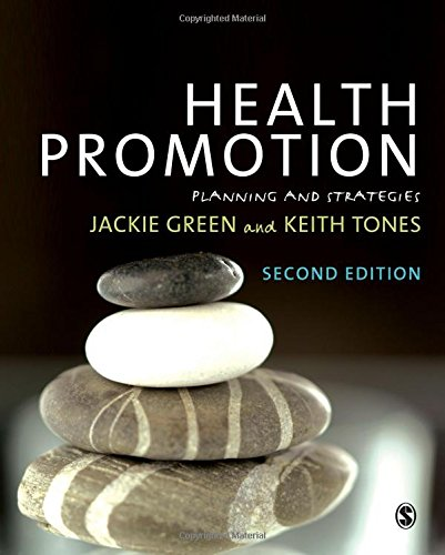 9781847874900: Health Promotion: Planning and Strategies