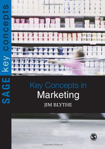 9781847874986: Key Concepts in Marketing (SAGE Key Concepts series)