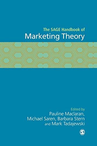 9781847875051: The SAGE Handbook of Marketing Theory