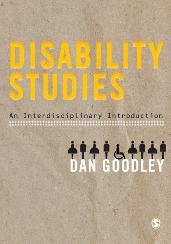 9781847875587: Disability Studies: An Interdisciplinary Introduction