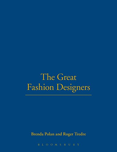 9781847882271: The Great Fashion Designers