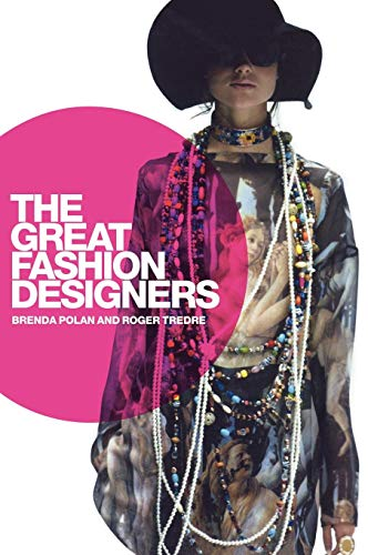 9781847882288: The Great Fashion Designers