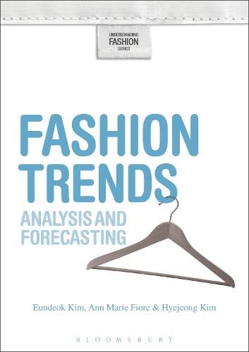 Fashion Trends (Understanding Fashion) 9781847882936 This text is designed to introduce undergraduate students to the central concepts of fashion trend analysis and forecasting. Exploring the roles of both consumers and industry personnel as product developers, gatekeepers, and promoters of fashion trends, the book demonstrates how and why forecasting is vital to successful product and brand development. Fashion Trends: Analysis and Forecasting covers a wide range of key topics, such as the impact of fashion consumption on the environment, economic development, and socio-cultural change, as well as the impact of social responsibility and the digital consumer on current fashion trends. Designed to aid teaching and learning, each chapter includes key words, summaries, engaging case studies, discussion questions, and suggested class activities. Using this book as a guide, students will develop an understanding of the process, methods, and influence of trend analysis and forecasting for the fashion business, and will be encouraged to think through the core issues creatively. An essential text for students of fashion and design.