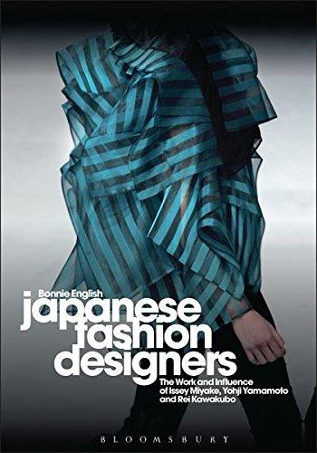 9781847883117: Japanese Fashion Designers: The Work and Influence of Issey Miyake, Yohji Yamamoto, and Rei Kawakubo
