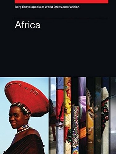 Berg Encyclopedia of World Dress and Fashion: Vol 1: Africa (Hardback)