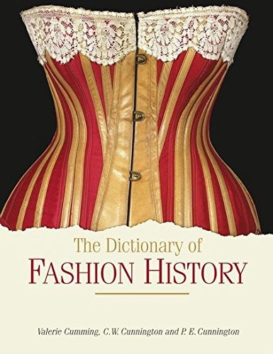 9781847885333: The Dictionary of Fashion History