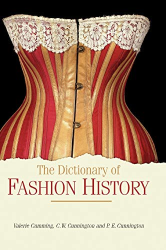 9781847885340: The Dictionary of Fashion History