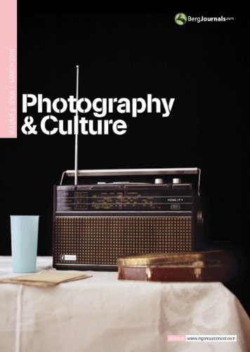 9781847885548: Photography and Culture Volume 3 Issue 1