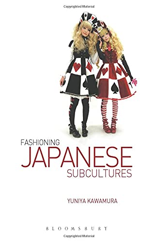 9781847889478: Fashioning Japanese Subcultures