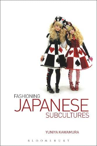 9781847889485: Fashioning Japanese Subcultures