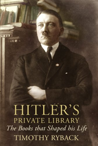 9781847920812: Hitlers Private Library: The Books that Shaped his Life Air/Ire
