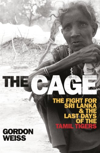 9781847921390: The Cage: The fight for Sri Lanka & the Last Days of the Tamil Tigers