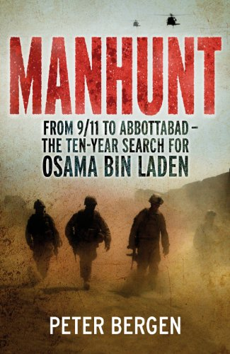 9781847922007: Manhunt: From 9/11 to Abbottabad - The Ten-Year Search for Bin Laden