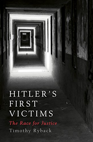 9781847923301: Hitler's First Victims: And One Man's Race for Justice