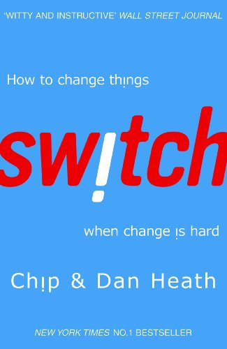 9781847940322: Switch: How to change things when change is hard