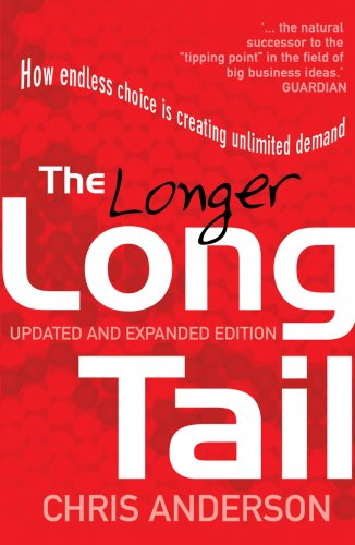 9781847940360: The Long Tail: How Endless Choice is Creating Unlimited Demand