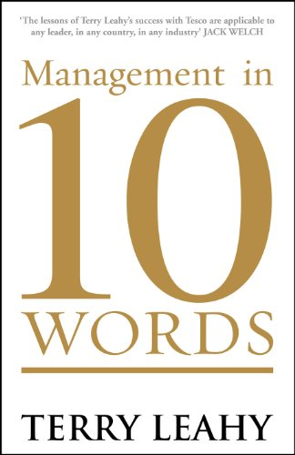 9781847940896: Management in 10 Words