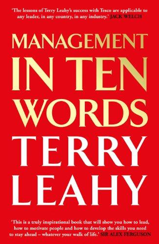 9781847940919: Management in Ten Words