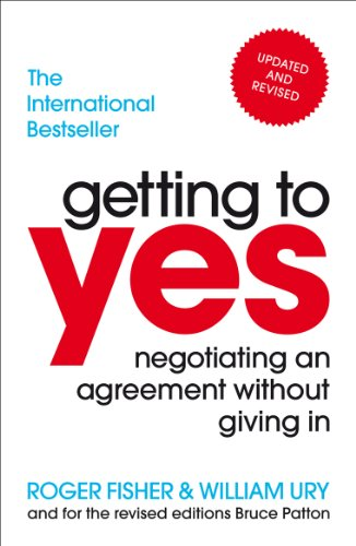 9781847940933: Getting to yes (new edition): Negotiating an agreement without giving in