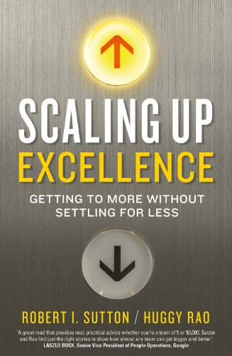 9781847941008: Scaling up Excellence