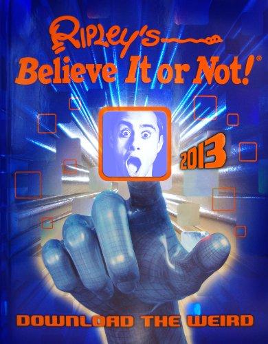 9781847946737: Ripley's Believe It or Not! 2013
