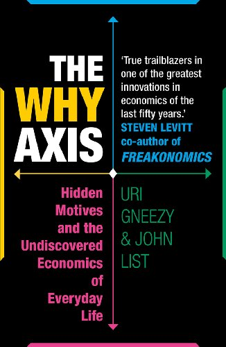 9781847946744: The Why Axis: Hidden Motives and the Undiscovered Economics of Everyday Life