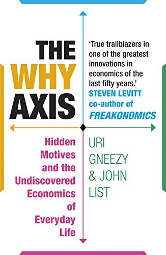 9781847946751: The Why Axis: Hidden Motives and the Undiscovered Economics of Everyday Life