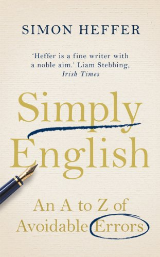 9781847946768: Simply English: An A-Z of Avoidable Errors