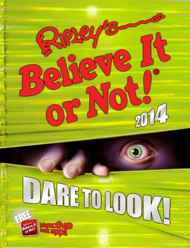 9781847947161: Ripley's Believe It or Not! 2014