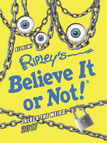 9781847947888: Ripley's Believe It Or Not! 2017 (Annuals 2017)