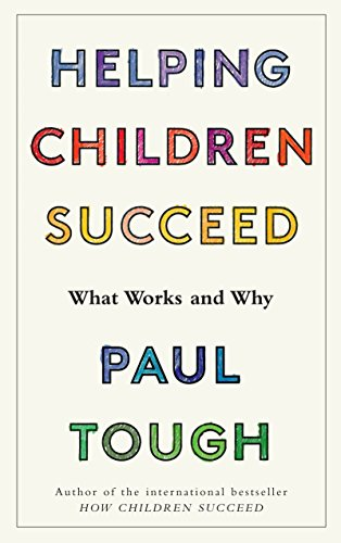 """Helping Children Succeed 9781847947963 In How Children Succeed, Paul Tough introduced us to research showing that personal qualities like perseverance, self-control, and conscientiousness play a critical role in children's success.  Now, in Helping Children Succeed, Tough takes on a new set of pressing questions: What does growing up in povertydo to children's mental and physical development? How does adversity at home affect their success in the classroom,from preschool to high school? And what practical steps can the adults who are responsible for them—from parents and teachers to policy makers and philanthropists—taketo improve their chances for a positive future?  Tough once again encourages us to think in a brand new way about the challenges of childhood. Rather than trying to """"teach"""" skills like grit and self-control, he argues, weshould focus instead on creating the kinds of environments, both at home and at school, in which those qualities are most likely to flourish. Mining the latest research in psychology and neuroscience, Tough provides us with insights and strategies for a new approach to childhood adversity, one designed to help many more children succeed."""